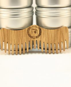 Mo Shaped Beard Comb