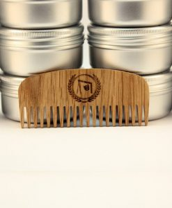 Fine Tooth Beard Comb
