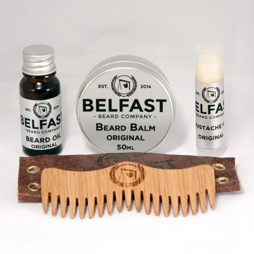 Beard Care Starter Pack