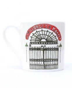 St Georges Market Mug
