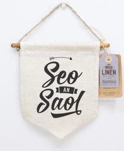 Seo An Seol Wall Banner