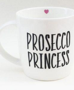 Prosecco Princess Mug