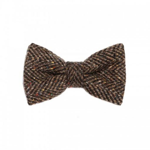 Freckled Sod Donegal Tweed Bow Tie