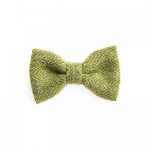 Limetree Donegal Tweed Bow Tie