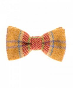 Middling Spring Donegal Tweed Bow Tie