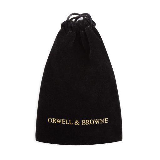 Orwell & Browne Velvet Gift Bag