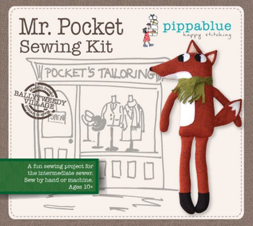 Mr Pocket Sewing Kit
