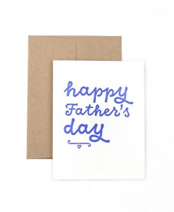 Father's Day Greetings Card