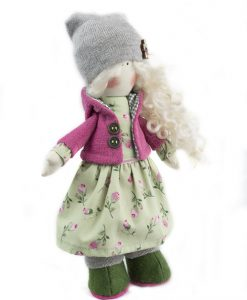 Irish Rose Collection Isabelle Doll