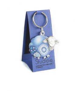Blue Sheep Keyring