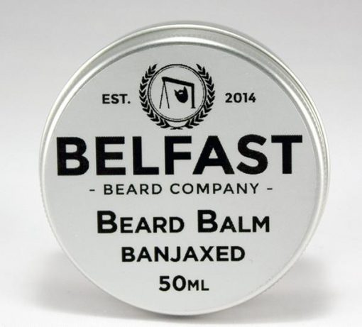 Banjaxed Beard Oil