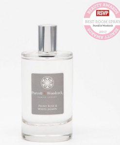 Peony Rose and White Jasmine Natural Room Spray