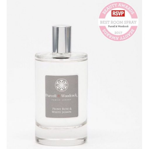 Peony Rose and White Jasmine Natural Room Spray