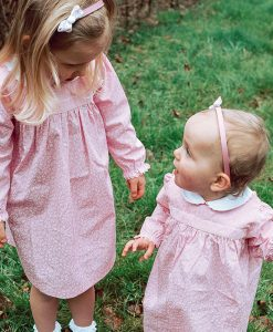 Ditsy Pink Aoife Dress